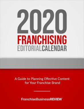 2020 Franchise Editorial Calendar